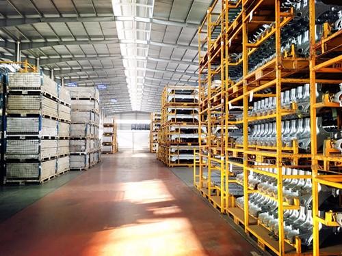 仓储分类及功能